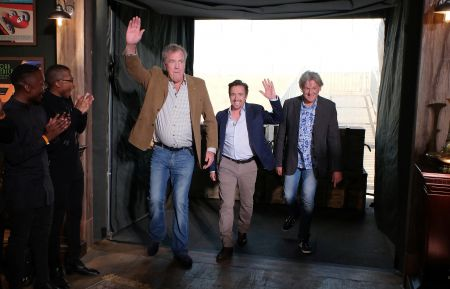 The Grand Tour - Jeremy Clarkson, Richard Hammond, James May