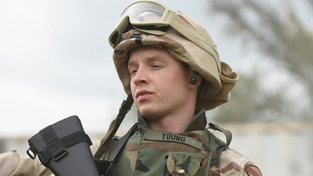 'The Long Road Home': Noel Fisher on Portraying Tomas Young