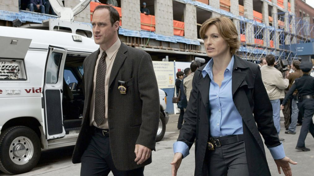 Law and Order: Special Victims Unit: Christopher Meloni, Mariska Hargitay