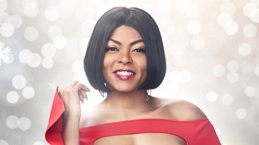 Taraji's White Hot Holiday -Taraji P. Henson