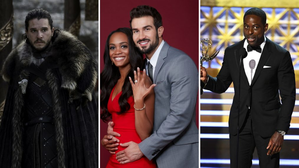 Cheers & Jeers: The Best and Worst of Television in 2017 (PHOTOS)