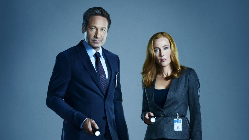 Gillian Anderson confirms she's quitting The X-Files