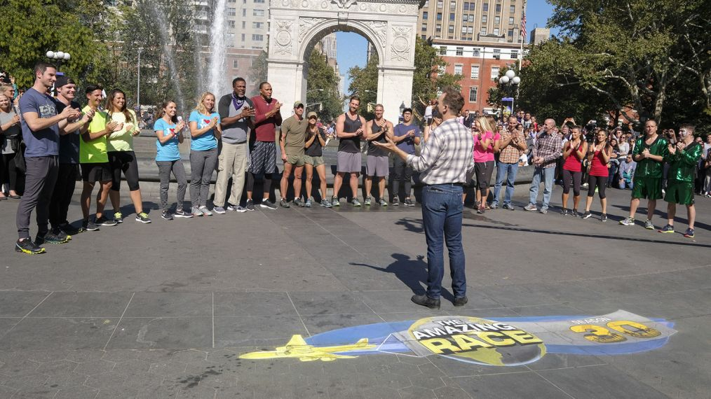 Phil Keoghan Takes Us Behind the Scenes of 'The Amazing Race' Season 30