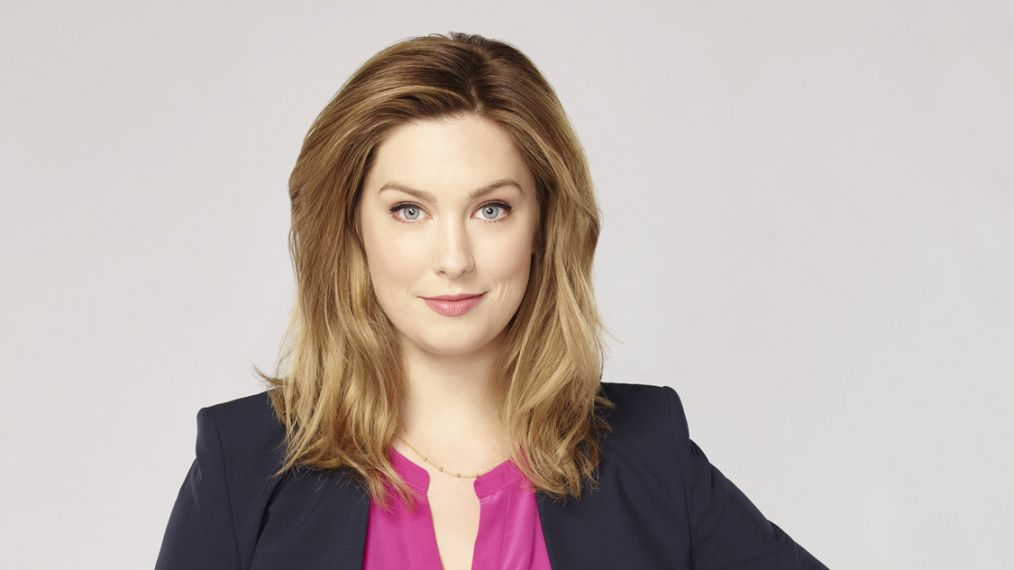 Briga Heelan Dishes on Her 'Great News' Love Triangle