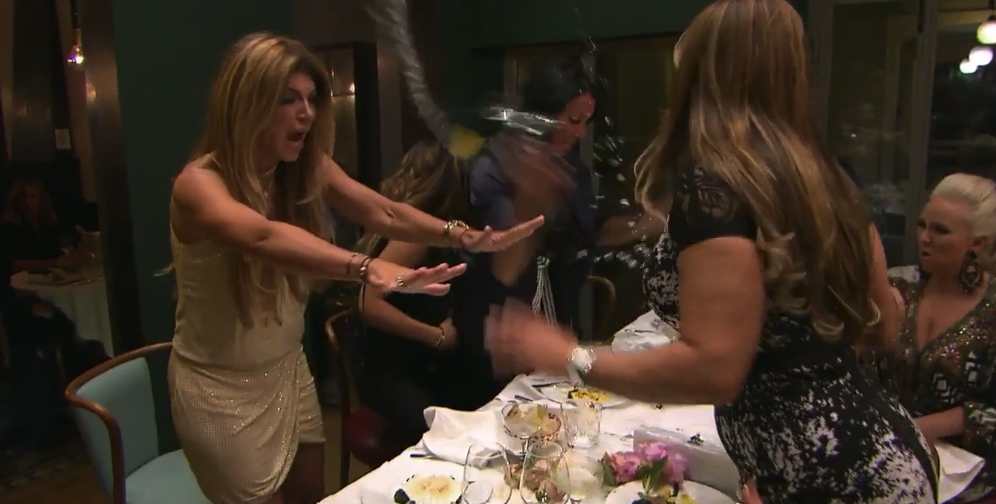 'Real Housewives of New Jersey': 'The Hitler Thing' (RECAP)