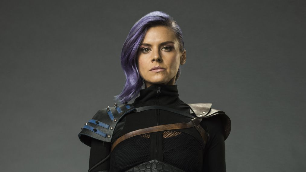 4 Reasons We Love 'Future Man's Eliza Coupe