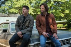 WATCH: 'Supernatural' Stars Jared Padalecki and Jensen Ackles on How They First Met