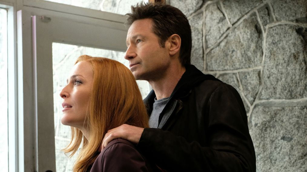 'The X-Files' Midseason Trailer: 'I've Always Wondered How This Was Gonna End' (VIDEO)
