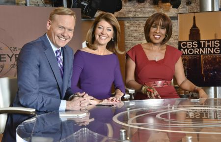 CBS This Morning - John Dickerson, Norah O'Donnell, Gayle King