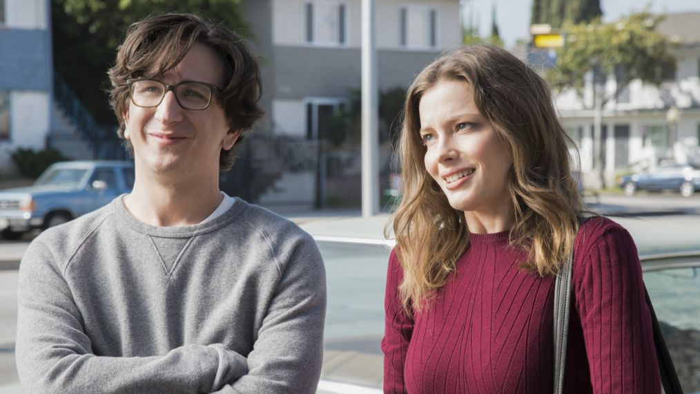 Love - Paul Rust, Gillian Jacobs