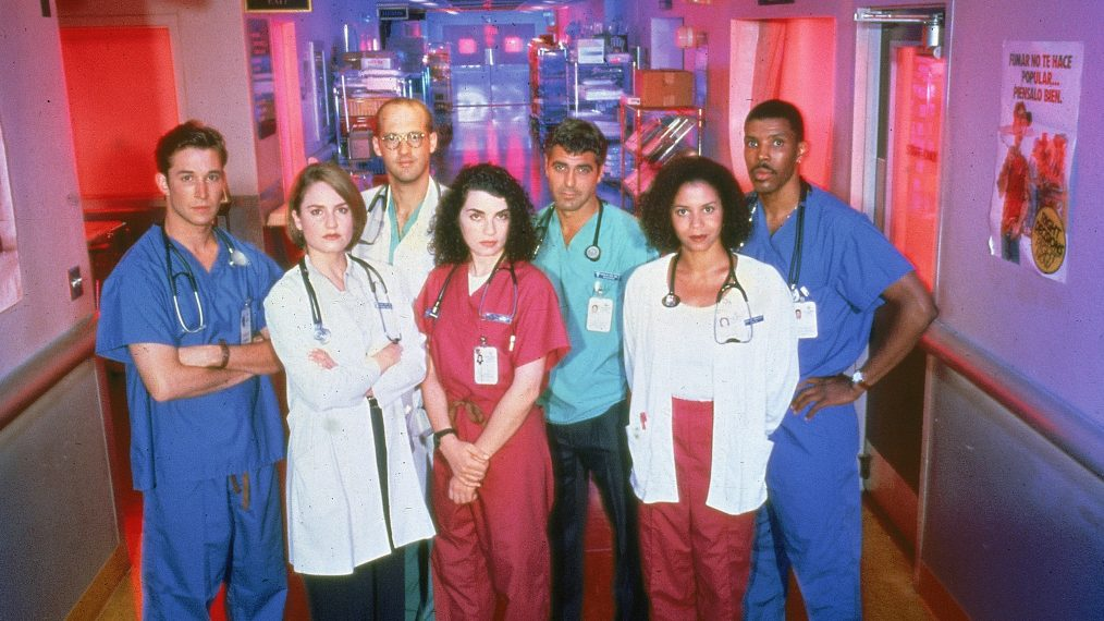 'ER' finally available to stream on Hulu