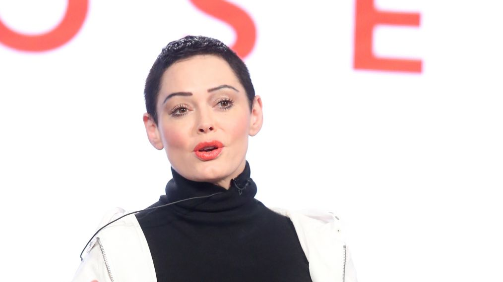 Rose McGowan shares harrowing details of Harvey Weinstein hotel room encounter
