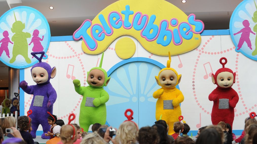 Teletubbies - Lets Dance - Photocall