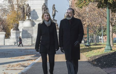 Homeland - Claire Danes, Mandy Patinkin