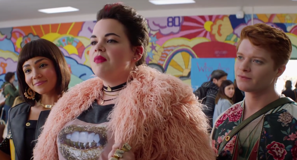 Heathers TV Series Trailer Puts a Modern Spin on Popularity