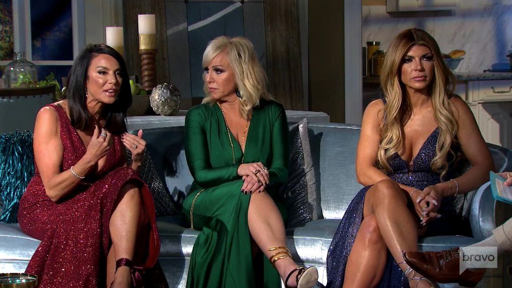 'Real Housewives of New Jersey' Season 8 Reunion Part 1 ...