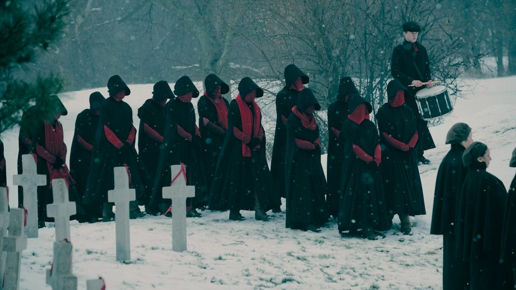 The Handmaid's Tale: Here's your haunting first look at season 2