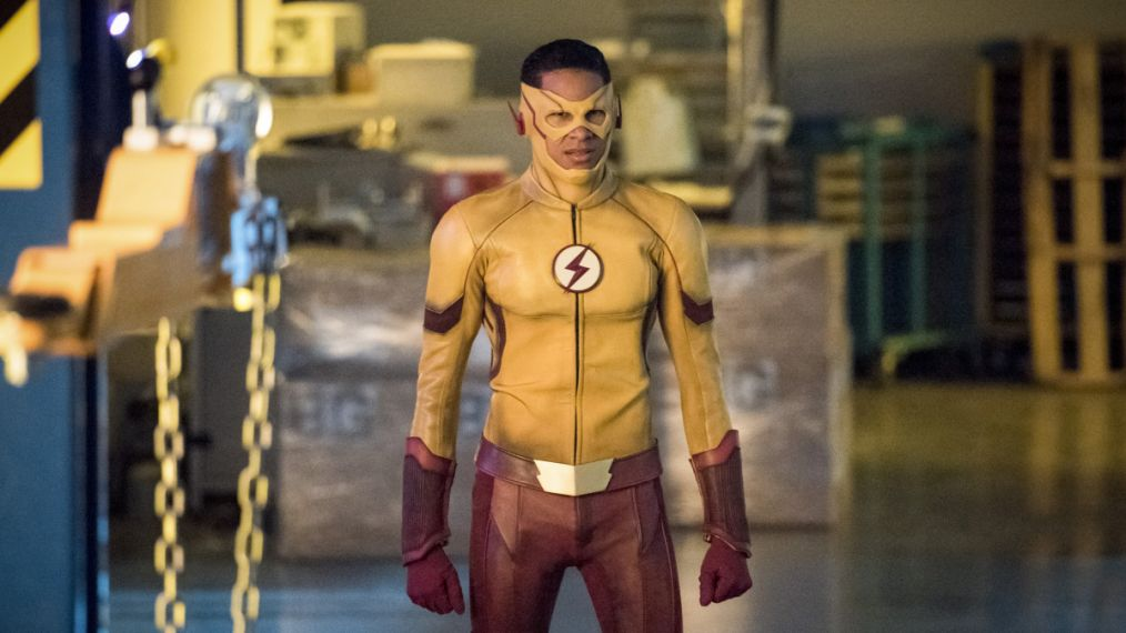 Gone in a 'Flash': Keiynan Lonsdale Joins 'Legends of Tomorrow'!