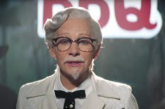 WATCH: Reba McEntire as KFC's First Female Colonel Sanders