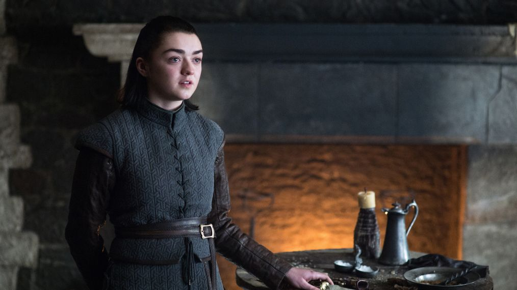 Maisie Williams knows Game of Thrones series finale ending
