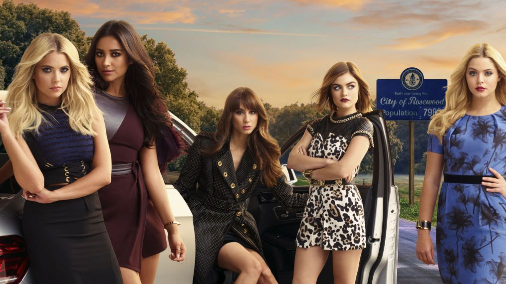 Catching Up With the 'Pretty Little Liars' Cast: What Are They Doing Now?