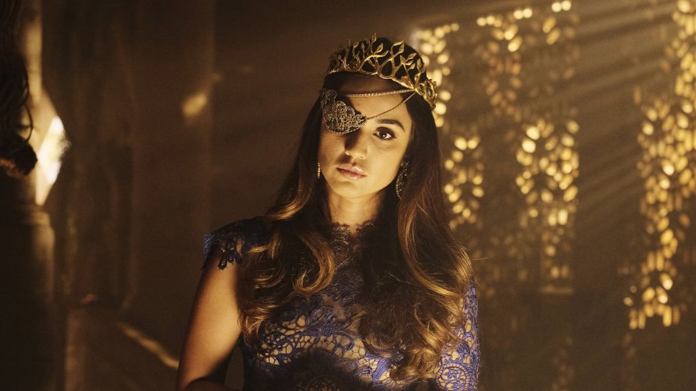 Scene Stealer: The Magicians' Summer Bishil on Playing a Deeper Margo Hanson