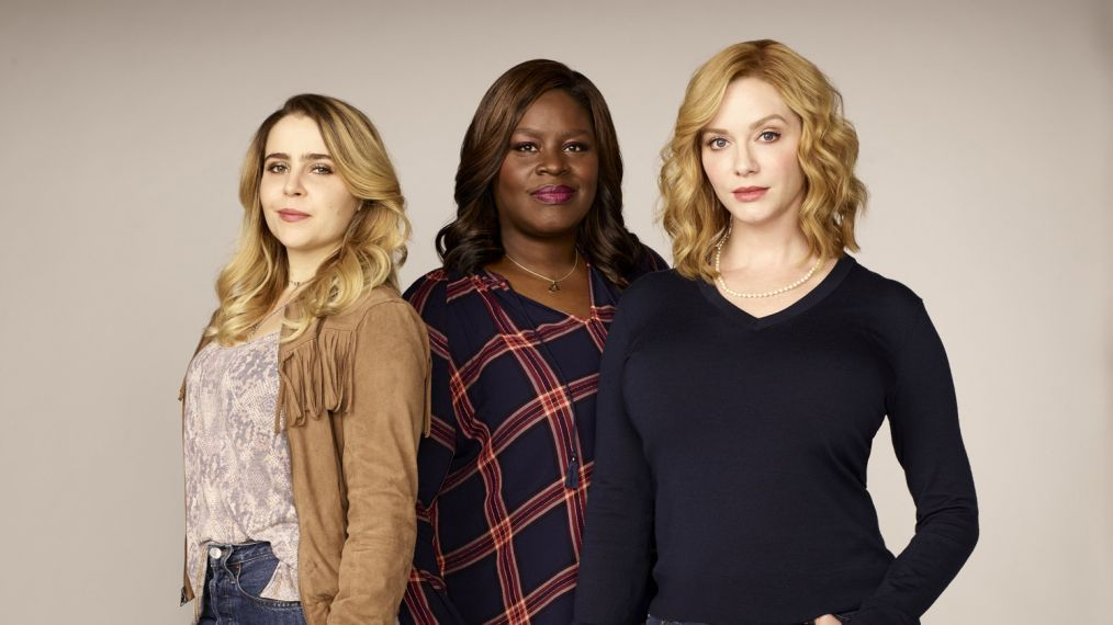 The 'Good Girls' Cast on the Show's Timely Message of Female Empowerment