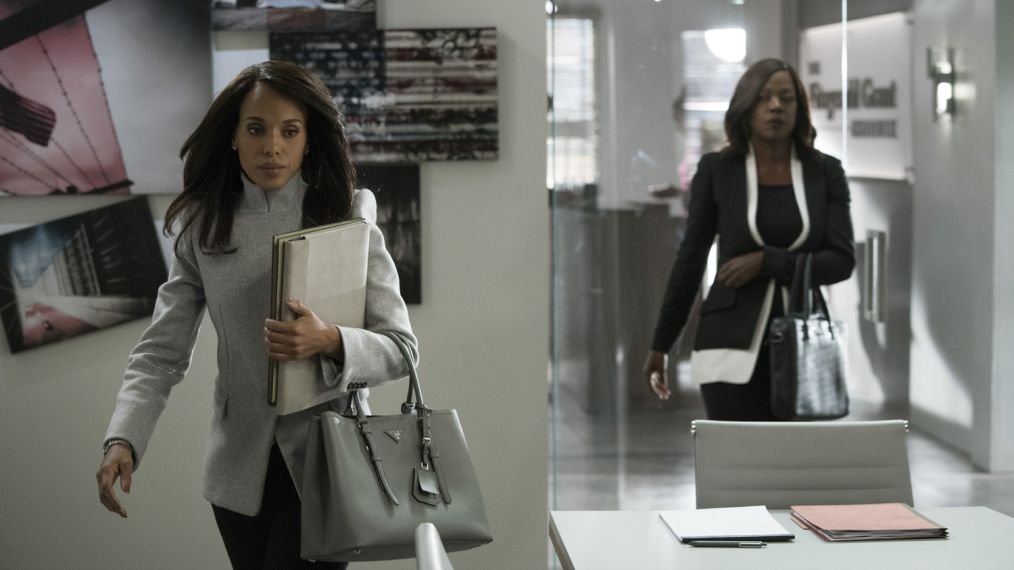 SCANDAL - KERRY WASHINGTON, VIOLA DAVIS