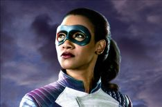 First Look: Iris Suits up for 'The Flash' (PHOTO)