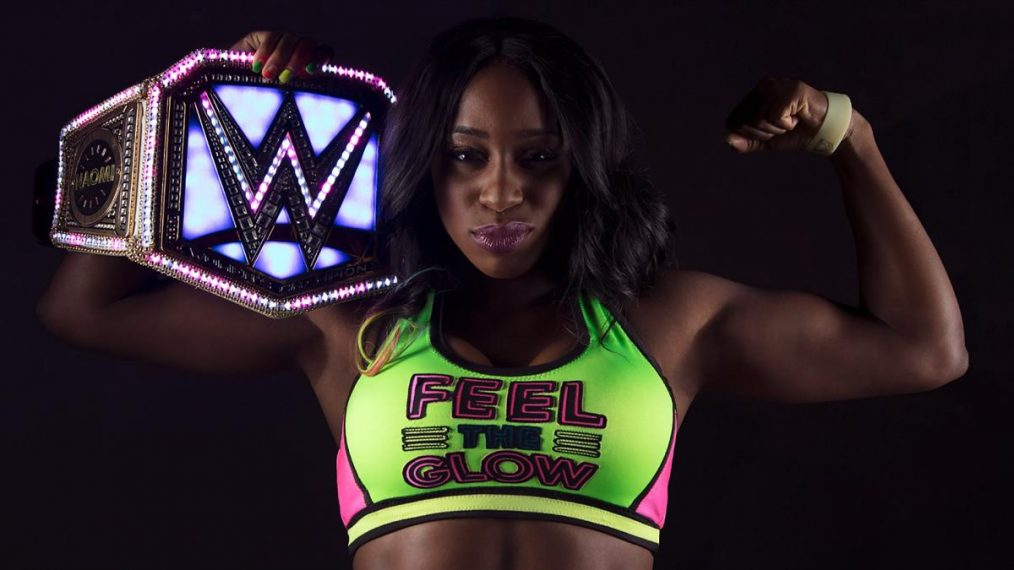 WWE Star Naomi Keeps It Real When It Comes to Showing Her Marriage on 'Total Divas'