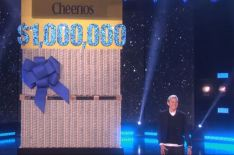 Ellen Surprises Her Audience with $1 Million & More Highlights From Her Birthday Extravaganza (VIDEO)