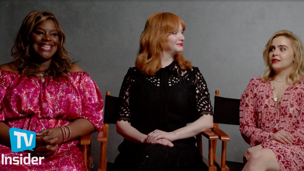 'Good Girls' Gone Awesome! Cast Comes Clean About Crime & Lost Pants (VIDEO)