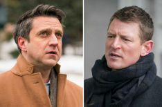 'Law & Order: SVU' New Addition Philip Winchester on Raúl Esparza's Shocking Exit