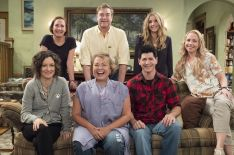 'Roseanne: The Return': Lecy Goranson on Being Starstruck by Laurie Metcalf (VIDEO)