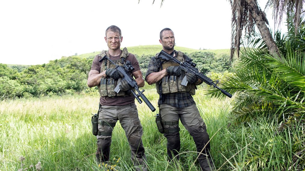 Philip Winchester and Sullivan Stapleton to Reprise 'Strike Back' Roles on Season 5