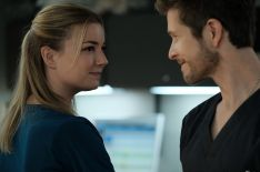 Emily VanCamp Talks Being 'The Resident' Voice of Reason, Maternal Instincts & More