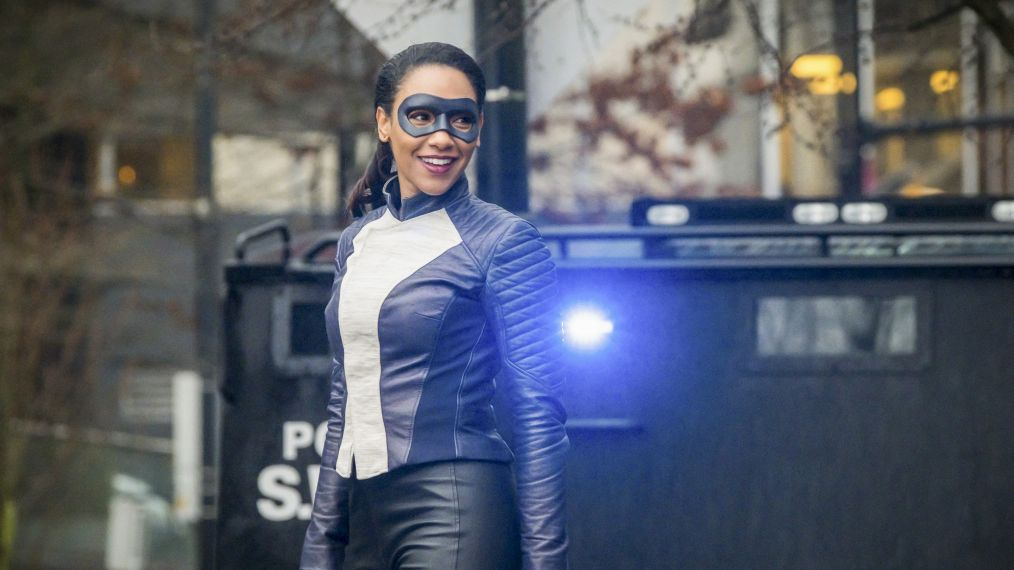 Candice Patton on (Finally) Suiting Up and Kicking Ass on 'The Flash'