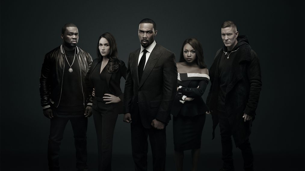 Starz Gives Power an Early Season Six Renewal
