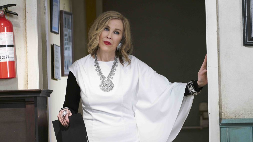 Catherine O'Hara on Her Most Over-The-Top Fashion From 'Schitt's Creek'