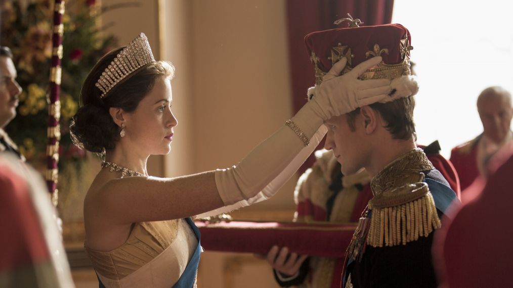'The Crown' Producers Apologize to Claire Foy & Matt Smith for Pay Disparity