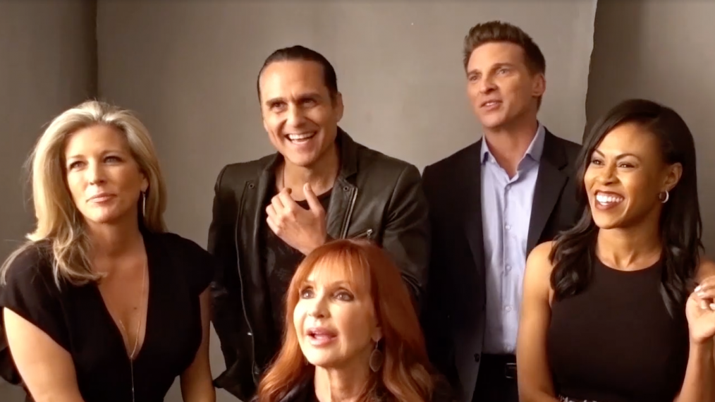 'General Hospital' Cast Members Look Back at Their Nuttiest Storylines (VIDEO)