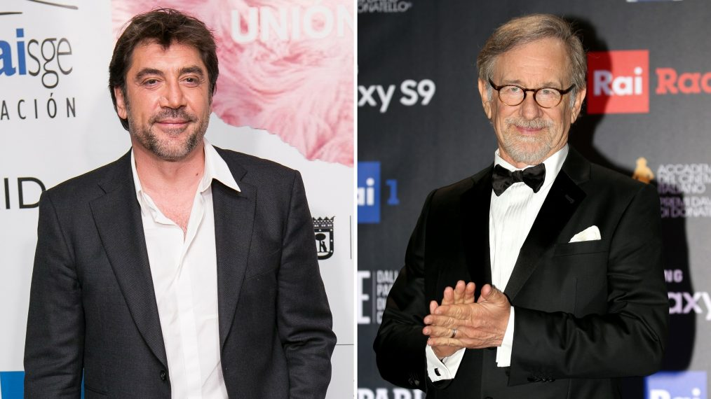 Javier Bardem Teams up With Steven Spielberg for Amazon Miniseries