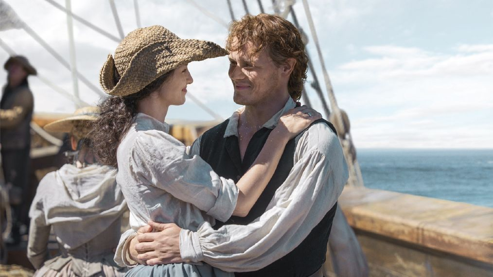Why a Certain Jamie & Claire Scene Was Cut From 'Outlander' Season 3