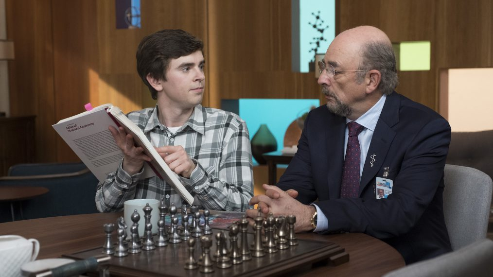 Will Dr. Glassman Die? Is Dr. Murphy Fired? 'Good Doctor' EP David Shore Spills