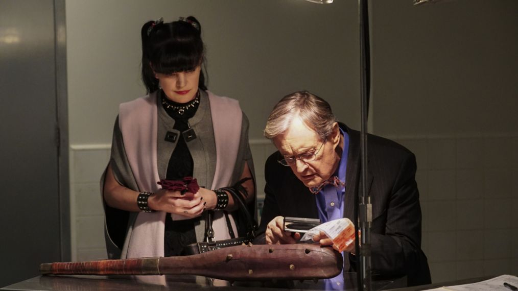 Pauley Perrette Shares Photos From Her Final Days on the 'NCIS' Set