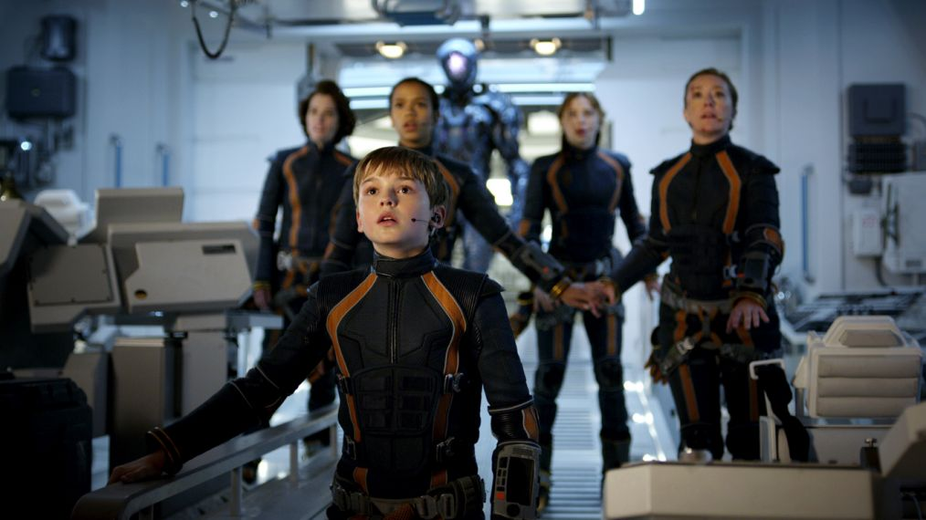 Netflix's 'Lost in Space' — Family Can Survive Anything