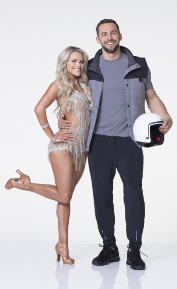 DANCING WITH THE STARS: ATHLETES - WITNEY CARSON, CHRIS MAZDZER