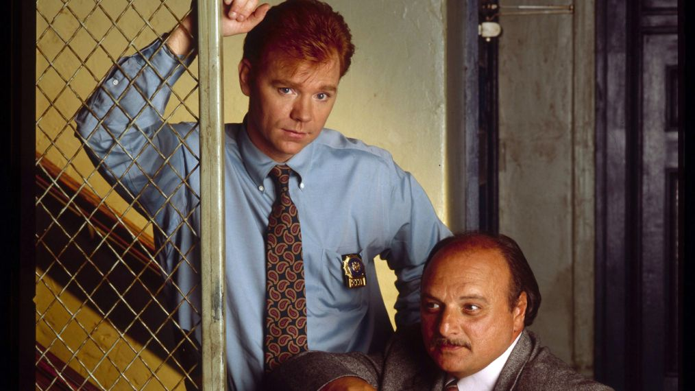 'NYPD Blue': The Top 4 Episodes to Stream on Hulu
