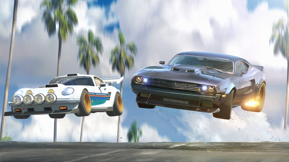 The 'Fast & Furious' Franchise Is Getting Animated for New Netflix Series