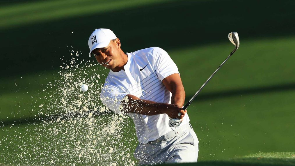 Tiger Woods 2018 Masters